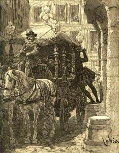 Assassination of King Henri IV